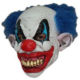 Niet Grappige Grijnzende Scary Clown Masker