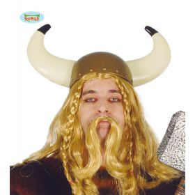 Viking Helm Gigantische Hoorns