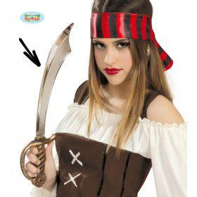 Handig Kort Dekzwaard Piraat 45 Centimeter