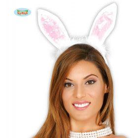 Haarband Zachte Bunny Konijnenoren