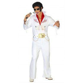 Elvis Las Vegas Show Man Kostuum