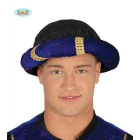 Blauwe Tulband Dalip