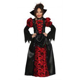 Bloeddorstige Vampier Meisje Kostuum