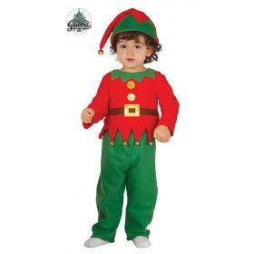 Kleuter Elf Kind Kostuum