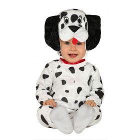 Rijst Met Krenten Hond Dalmatier Kind Kostuum