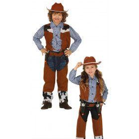 Wilder Dan Het Wilde Westen Kind Kostuum