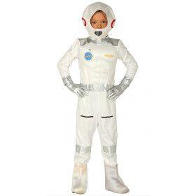Op Reis Naar Mars Astronaut Kind Kostuum