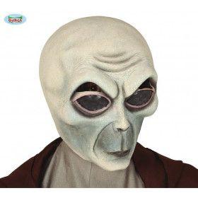 Latex Masker Science Fiction Alien