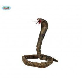 Vreselijk Giftige Cobra Decoratie Slang 100 Centimeter