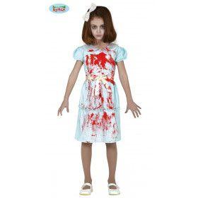 Horror Tweeling The Shining Halloween Meisje Kostuum