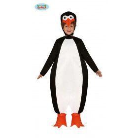Willy Waggel Zuidpool Pinguin Kind Kostuum