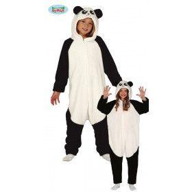 Grote Knuffelbeer Panda China Kind Kostuum