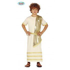 Romeinse God Sol Jongen Kostuum