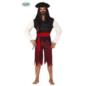 Zeeslag Piraat Kaperskapitein Man Kostuum