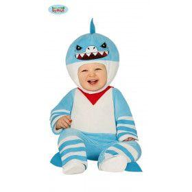 Scherpe Melktandjes Haai Stille Oceaan Kind Kostuum