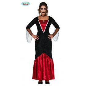 Vampier Klaar Voor De Beet Dracula Vrouw Kostuum