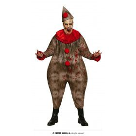 Clown Zonder Grappen Man Kostuum