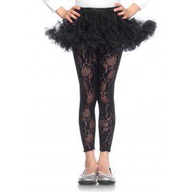 Meisjes Petticoat Zwart