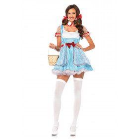 Wizard Of Oz Spannend Jurkje Vrouw