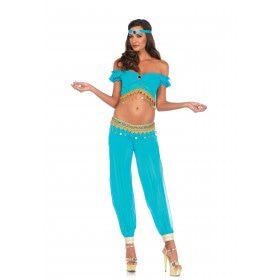Bombay Beauty Vrouw Kostuum