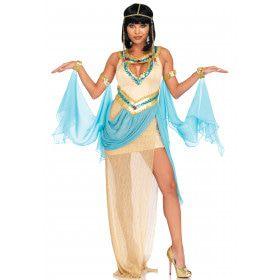 Walk Like Cleopatra Vrouw Kostuum