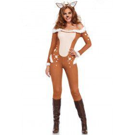 Heerlijk Hert Bambi Reetje Vrouw Kostuum