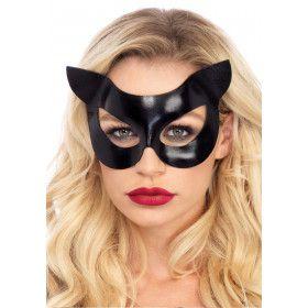 Kattenmasker Van Vinyl