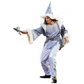 Machtige Magische Tovenaar Mefisto Man Kostuum