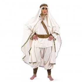 Lawrence Of Arabia Wadi Rum Woestijn Man Kostuum
