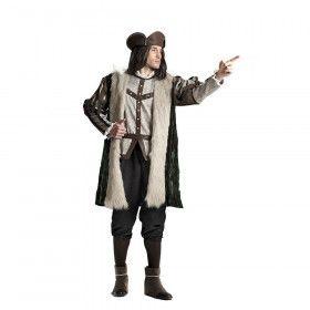 Ontdekkingsreiziger Amerika Christoffel Columbus Man Kostuum