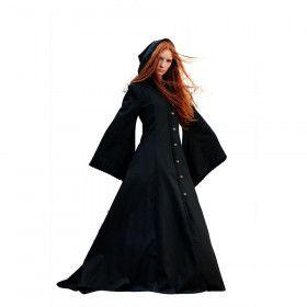 Mantel Duistere Tijden Tovenares Cassandra Vrouw Kostuum