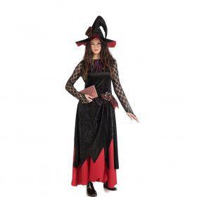 Verschrikkelijk Gemene Slechte Heks Vrouw Kostuum