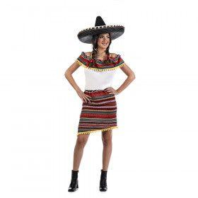 Mexicaanse Jalisco Dans Vrouw Kostuum