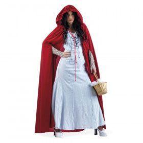 Gotisch Roodkapje Lust De Wolf Rauw Vrouw Kostuum