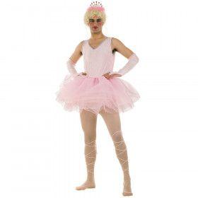 Bijzondere Spitzen Maat 48 Balletdanseres Man Kostuum