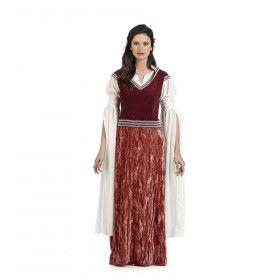 Burggravin Adeline Van Zuilichem Vrouw Kostuum
