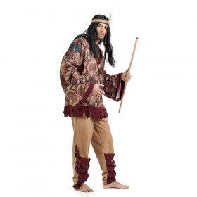 Zwevende Arend Colorado Indiaan Man Kostuum