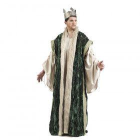 Mantel Koning Keizer Middeleeuws Fantasie Rijk Kostuum