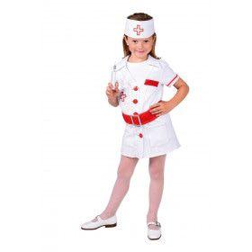 Pientje Prikgraag Verpleegster Meisje Kostuum
