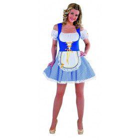 Bayern Bierkeller Schatz Vrouw Kostuum