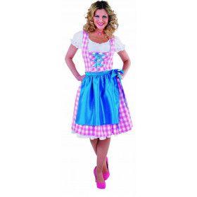 Oktoberfest Hilda Hop Vrouw Kostuum