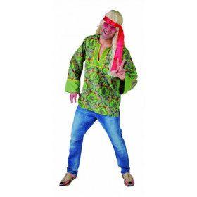 Summer Of Love Hippie Hemd Man