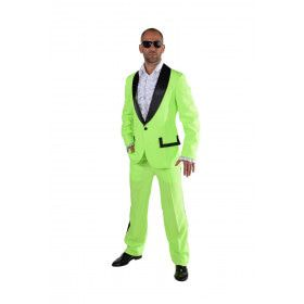 Disco Kikker Smoking Man Kostuum