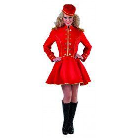 Liftgirl Piccolo Amstel Hotel Vrouw Kostuum