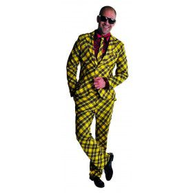 Tof Tafelkleed Kostuum Man