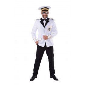 Colbert Loveboat Kapitein Met Gouden Biezen Man