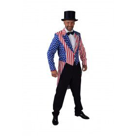Slipjas Uncle Sam Stars And Stripes Man
