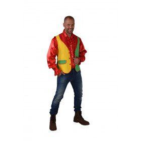 Vrolijk Vest Carnaval Limburg Man