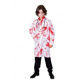 Dokter Bloedzak Bloedgroep A Kind Kostuum