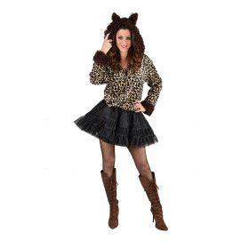 Jas Luipaard Kgalagadi Wildpark Vrouw